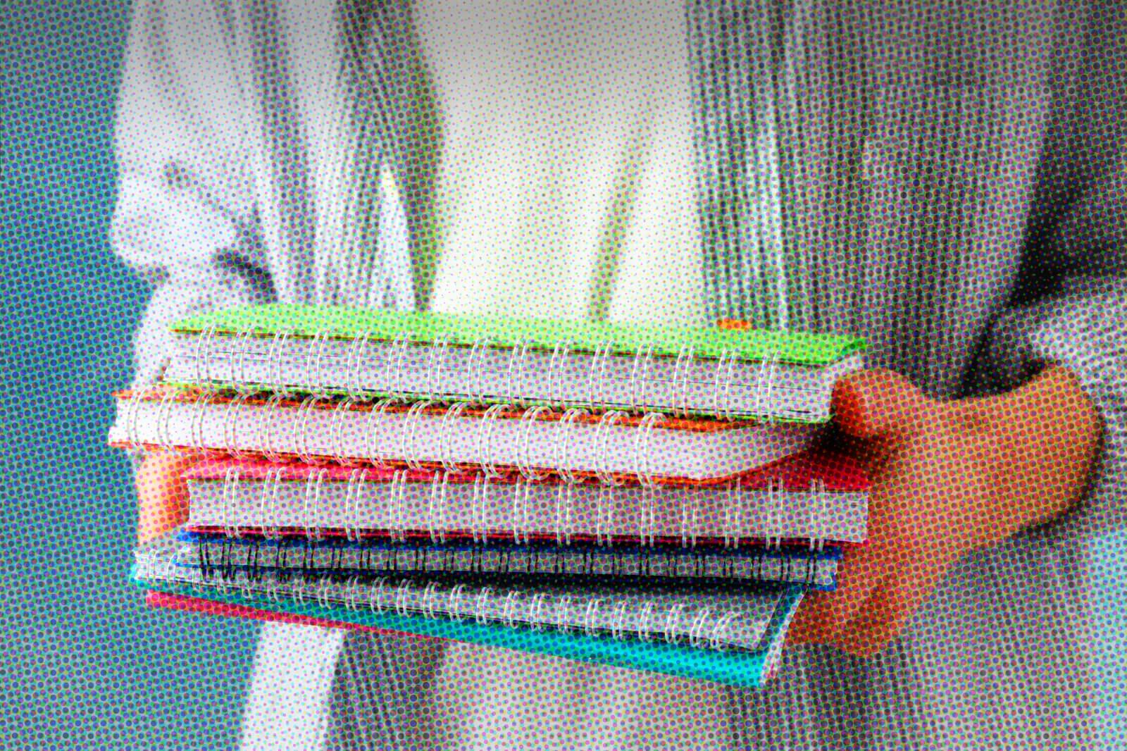 Tisak bilježnica